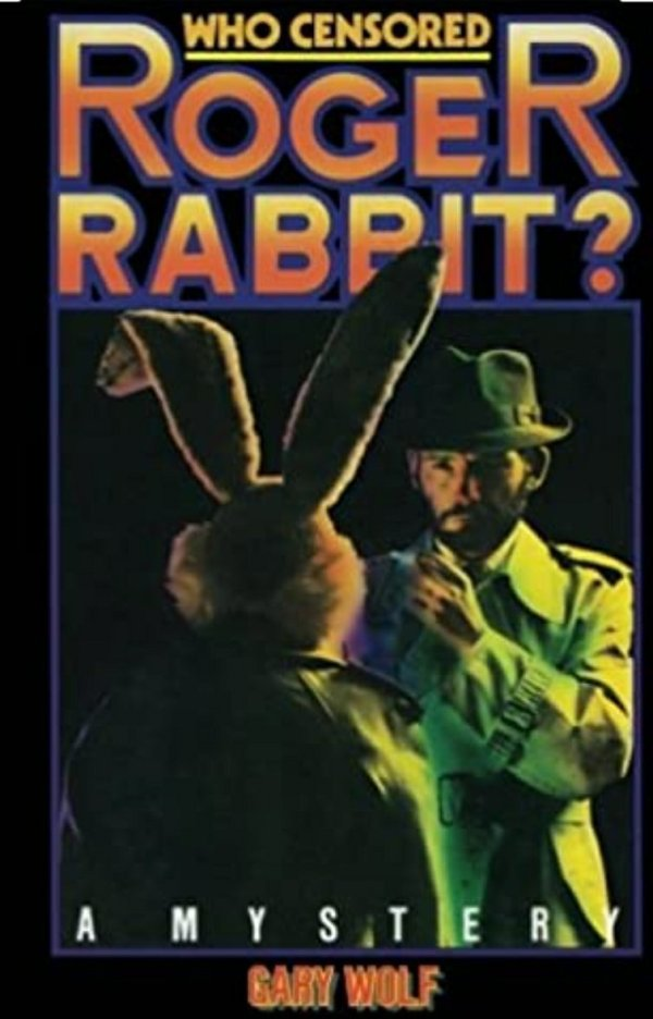 Book cover for Who Censored Roger Rabbit
