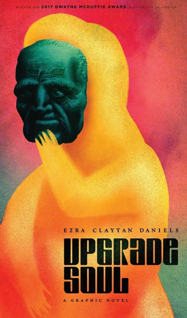 upgrade soul graphic novel cover