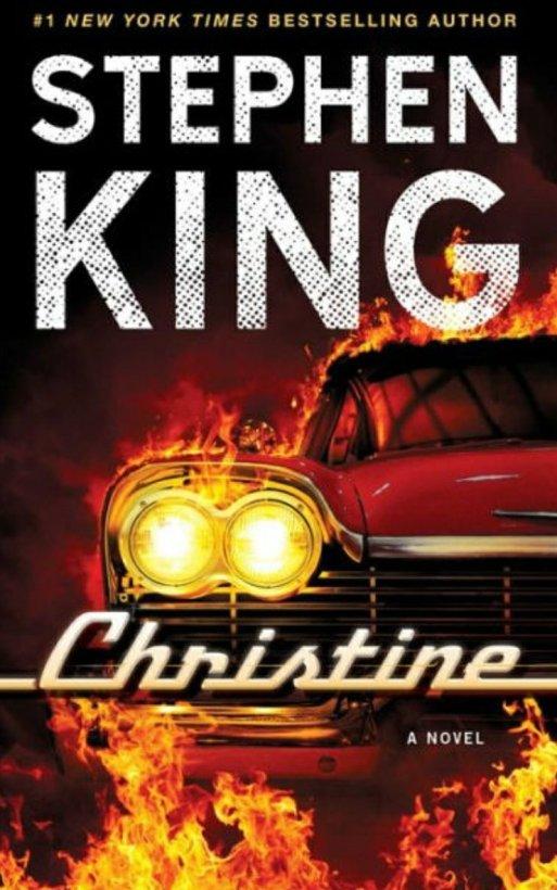 stephen king christine novel