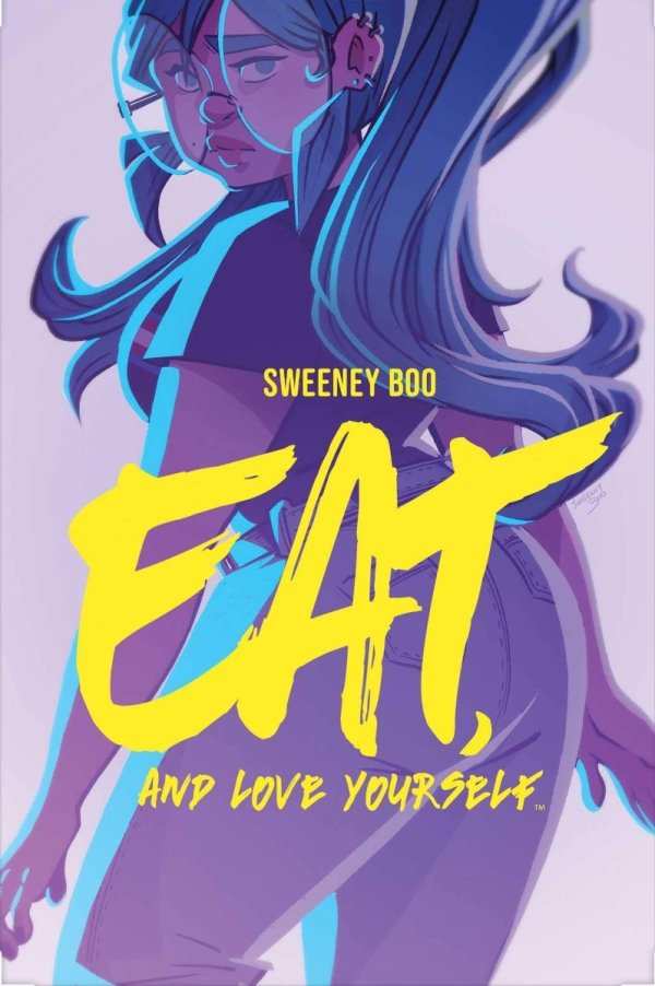 eat and love yourself graphic novel cover