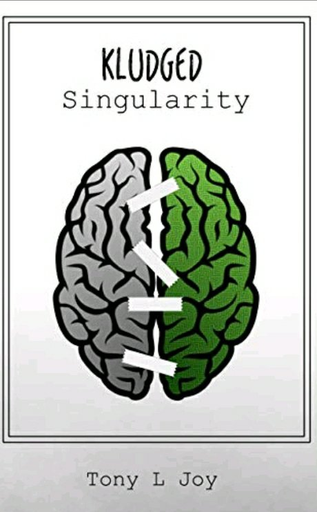 kludged singularity sci fi novel