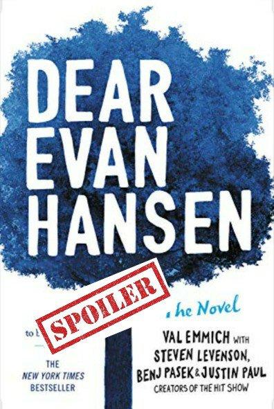 dear evan hansen summary and spoilers