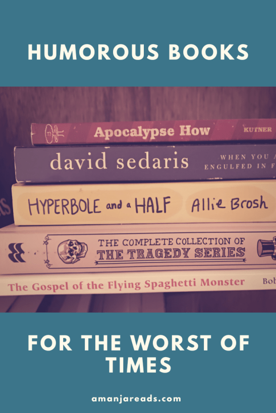 humorous books for the worst of times
