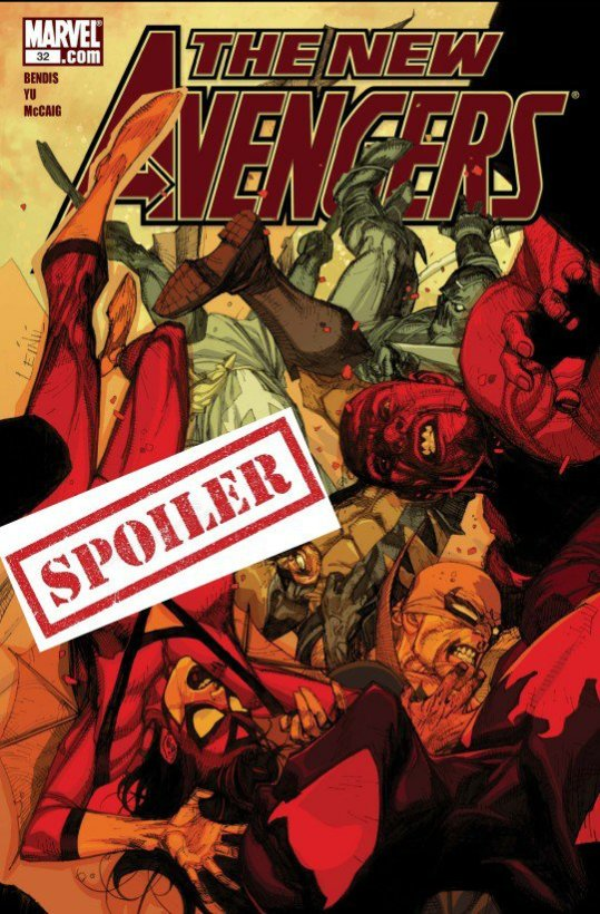 the new avengers summary and spoilers