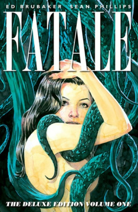 cover of Fatale with tentacles