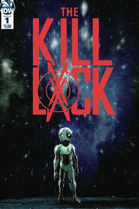 the kill lock sci fi graphic novel
