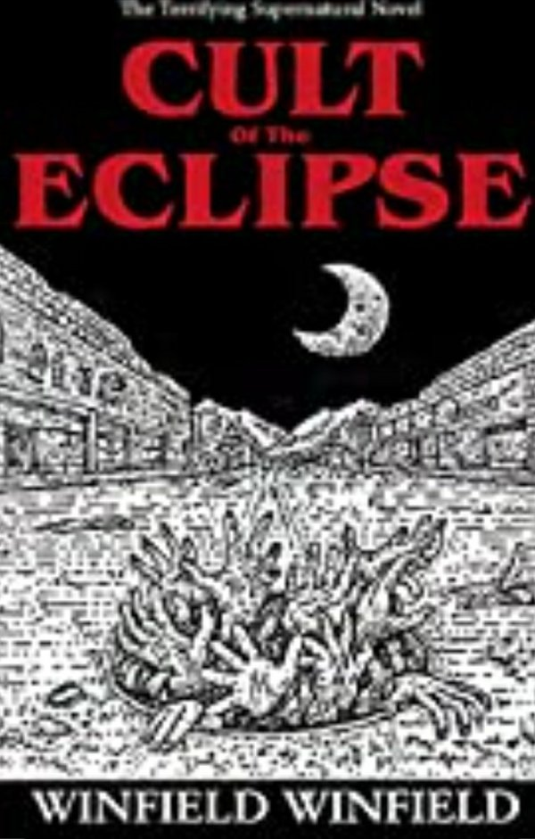 cult of the eclipse horror novel