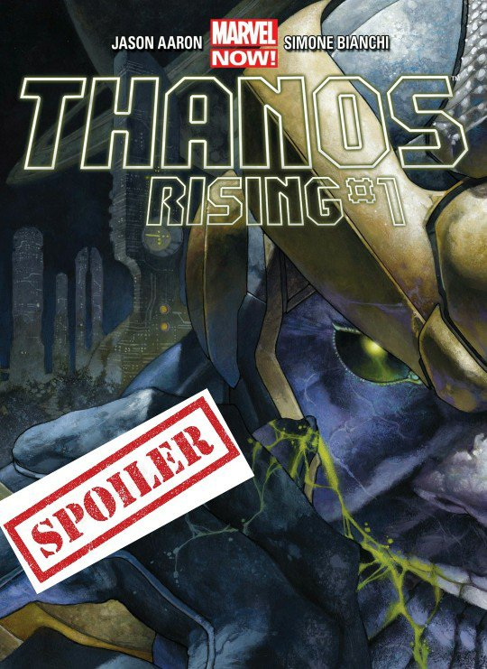 thanos rising summary and spoilers