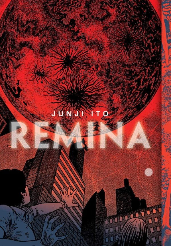 junji ito remina book cover