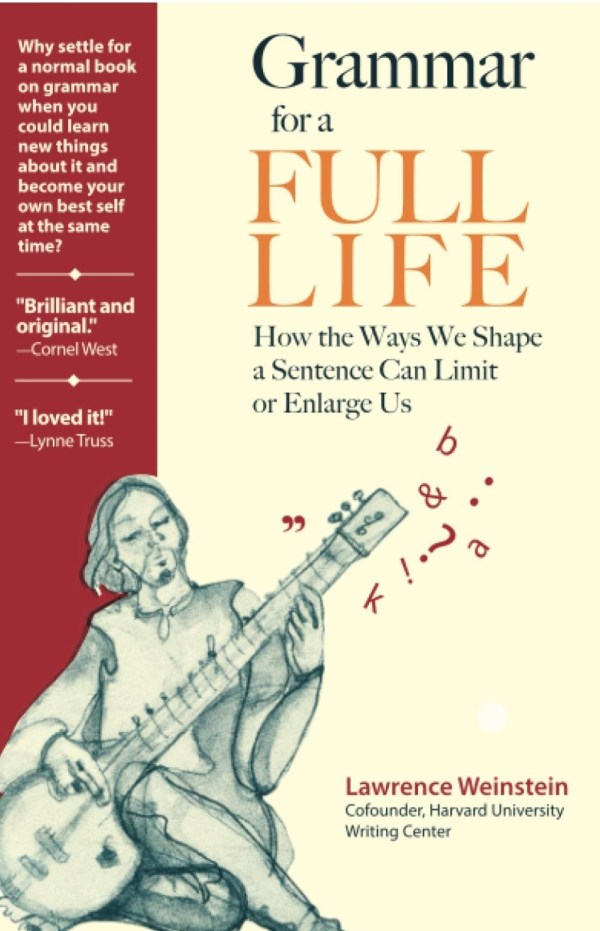 grammar for a full life book cover