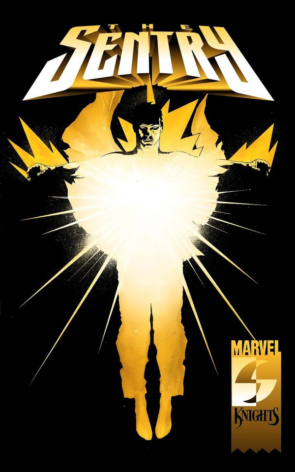 the sentry marvel comics cover