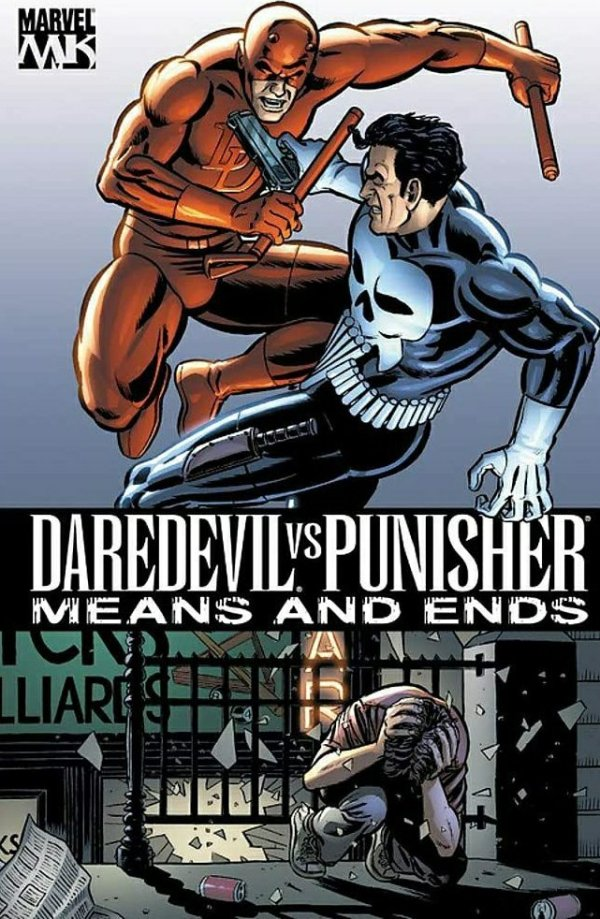 daredevil vs punisher means and ends