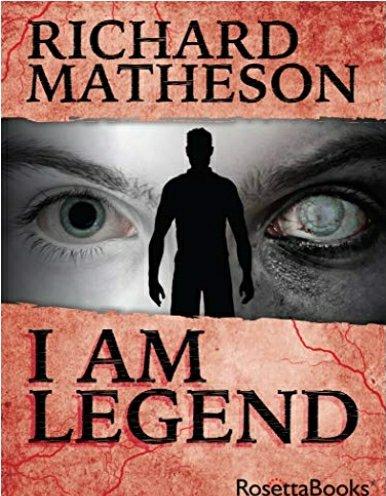 i am legend book cover
