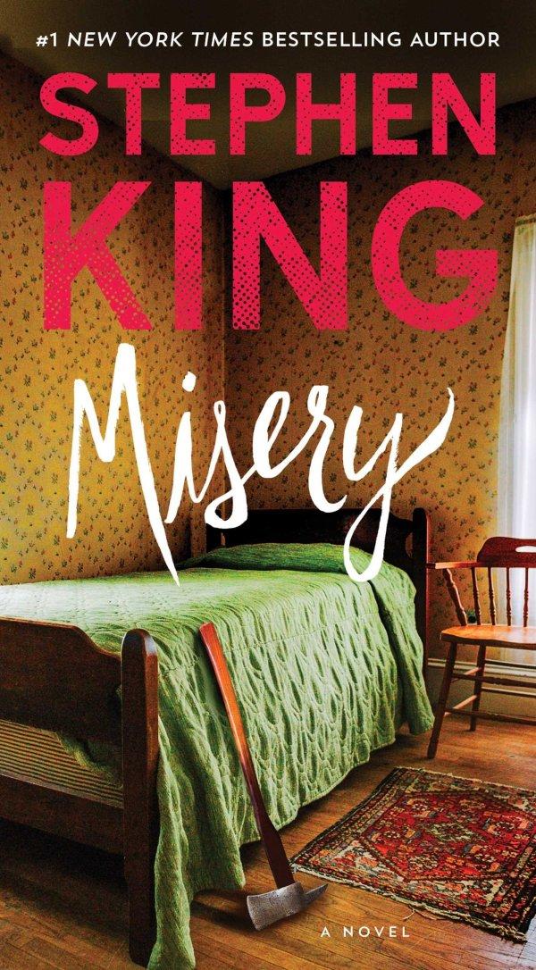 stephen king misery cover