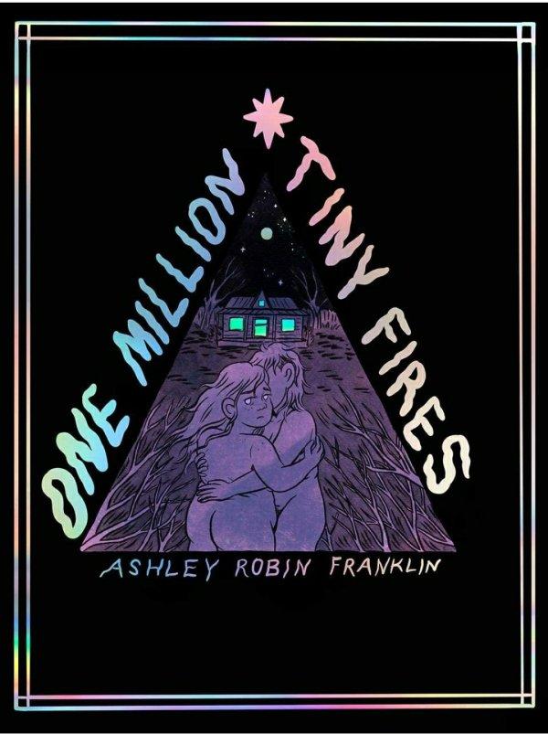 one million tiny fires lgbtq graphic novel