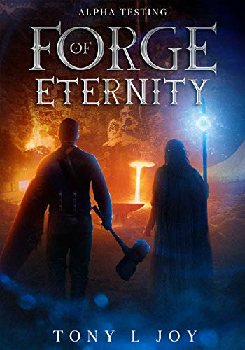 forge of eternity book cover