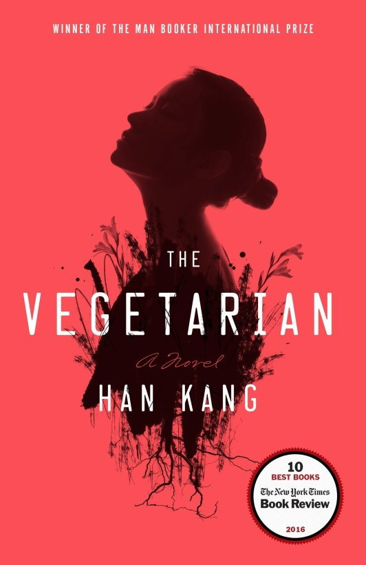 the vegetarian book cover
