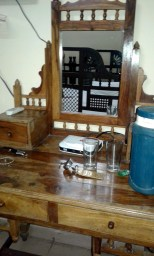 Dressing table, Room 109