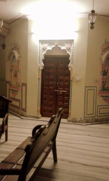 Lobby level 2nd floor