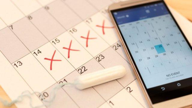 Problèmes liés à la menstruation