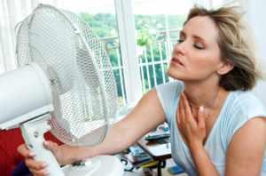 symptômes ménopause précoce