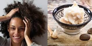 vertus du beurre de karité sur les cheveux