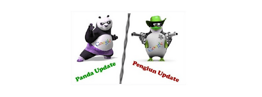 Google Panda Vs Google Penguin Updates