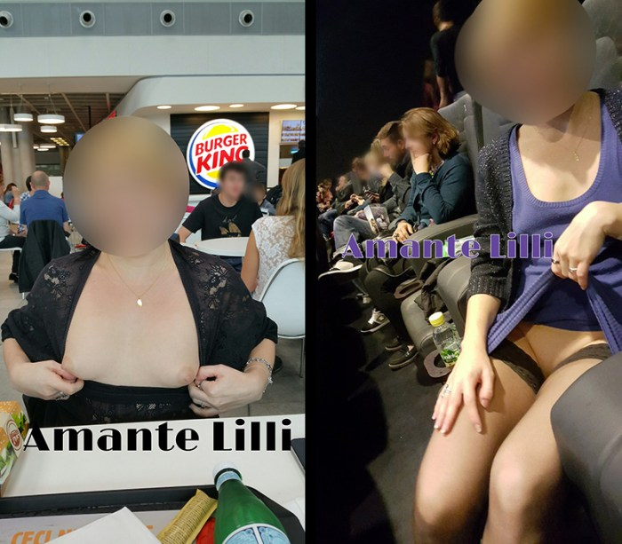 AmanteLilli-Flashing-Publicnudity-Exhib-Exhibition-Hotwife-Libertine-Coquine