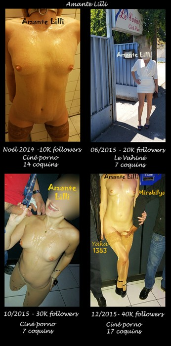 J'adore rencontrer mes followers !