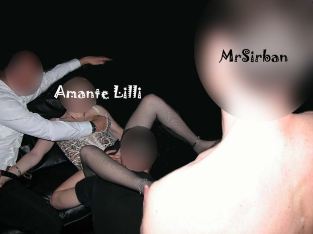 AmanteLilli-GangBang-Pluralité-Hotwife-Candaulisme-Caudaule-MariCocu-Cocu-Cuckolding-Amant-Lover