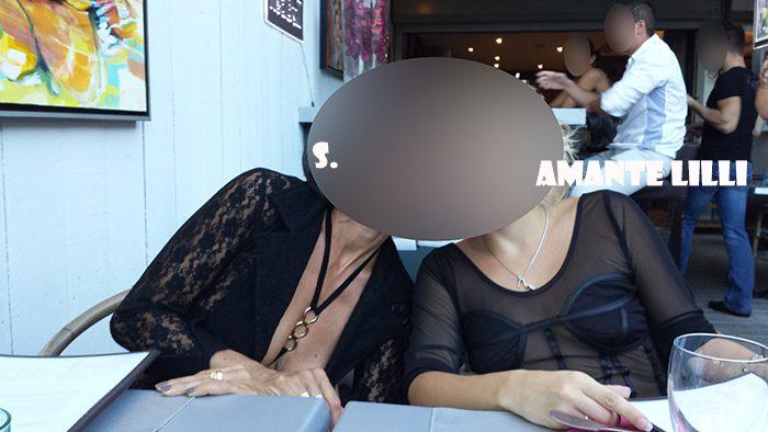 Avec mon amie de Haute-Saône en 2013
