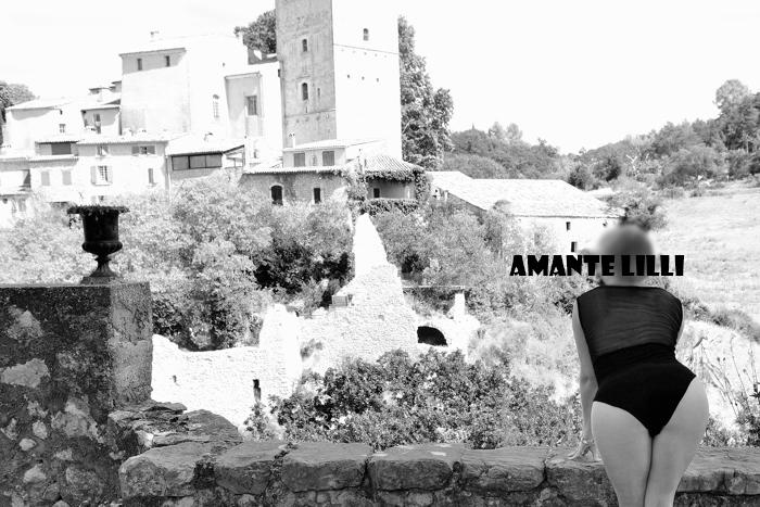 AmanteLilli s'exhibe dans la ville d'Esparron 05