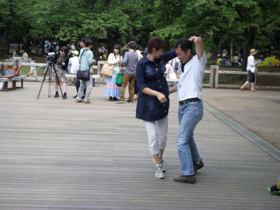Yoyogi Park- tokyo