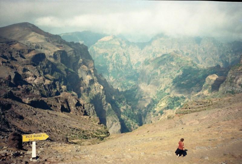 Pico Ruivo- Ilha da Madeira