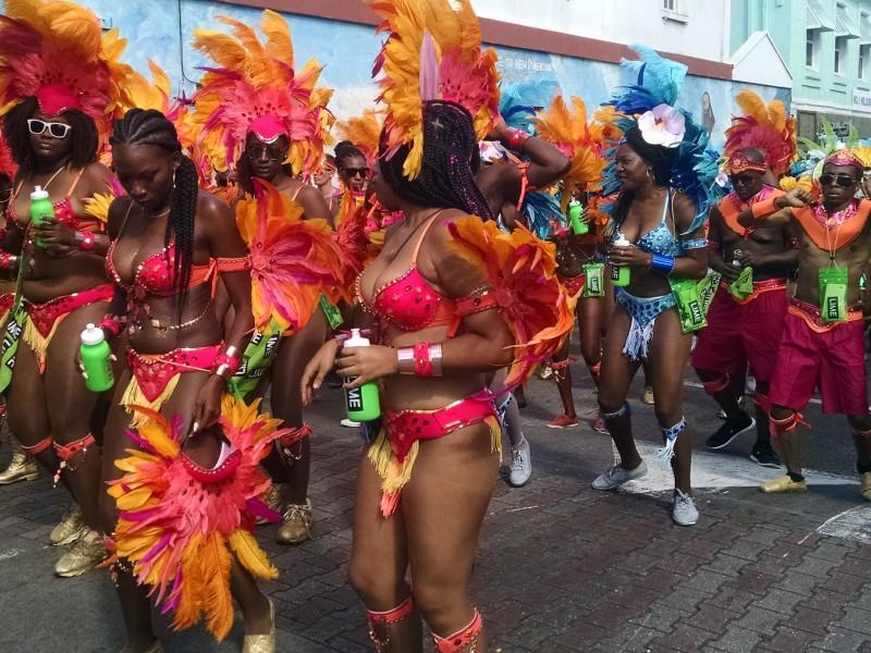 Carnaval em Granada