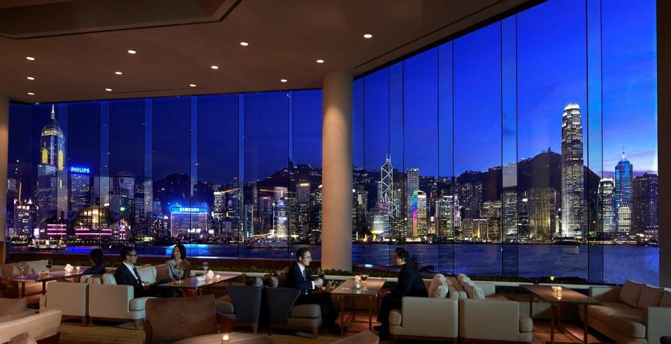 Hotel Intercontinental- Hong Kong