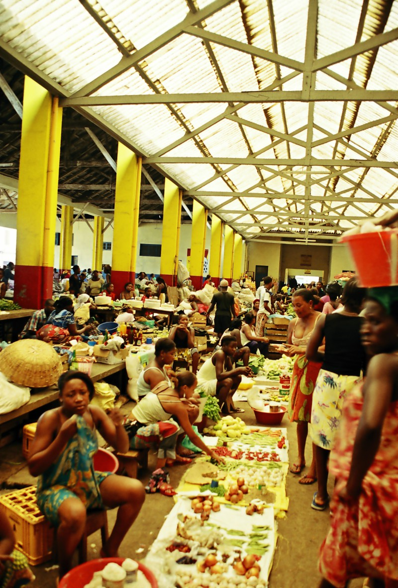 São Tomé (Mercado Municipal)