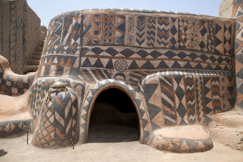 Arquitectura do Burkina Faso
