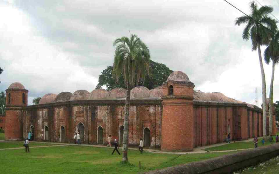 Cidade histórica de Bagerhat