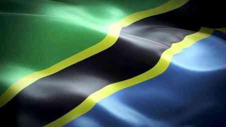 Bandeira da Tanzânia