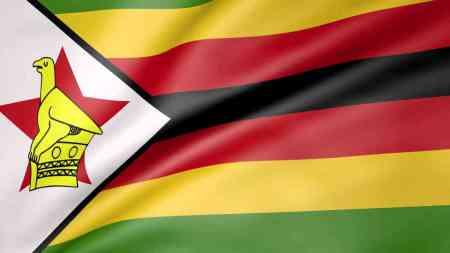 Bandeira do Zimbabué
