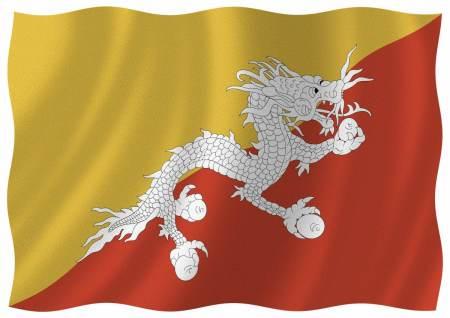 Bandeira do Butão