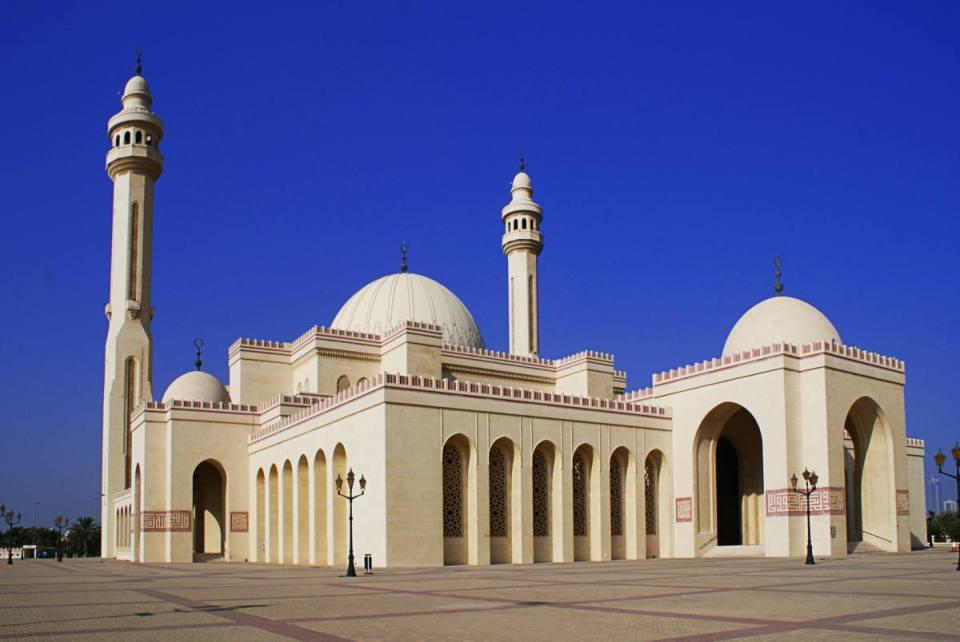 Grande Mesquita Al Fateh-Bahrain