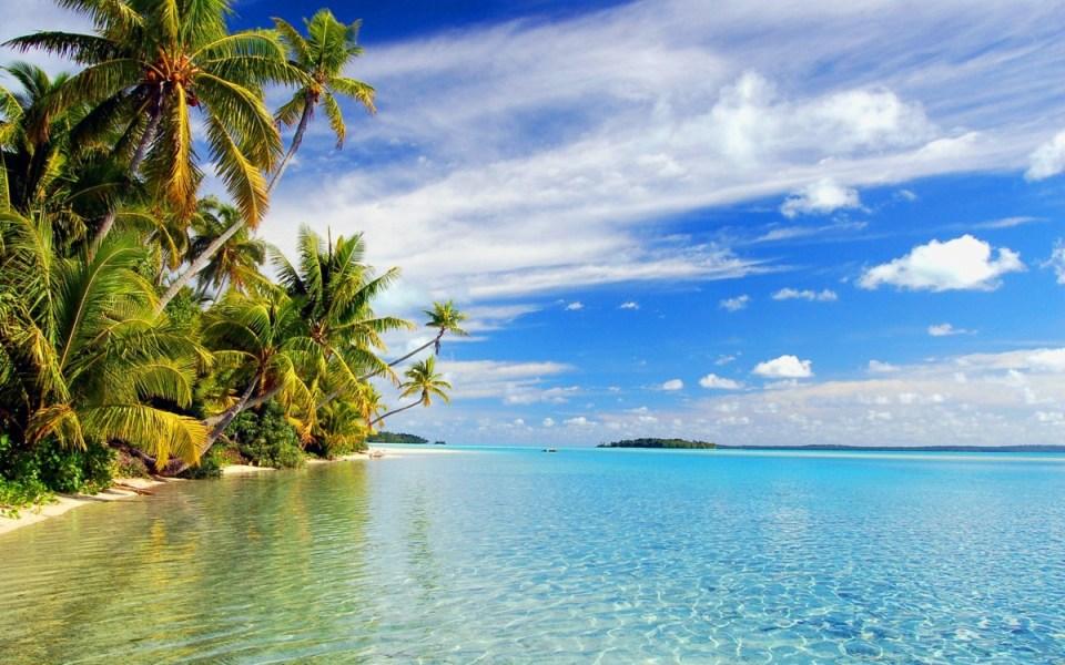 Ilha na Micronésia