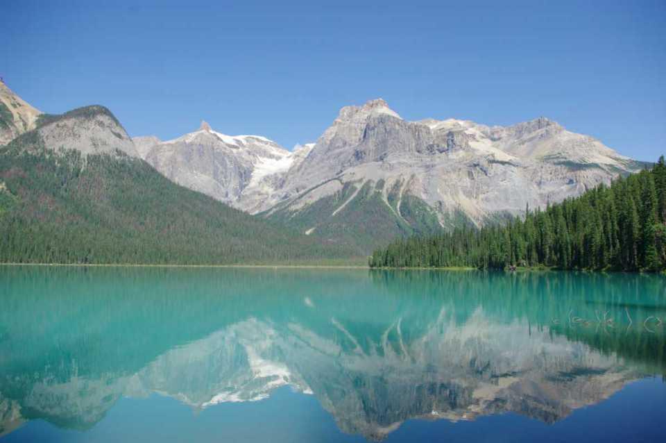 Lago Emerald - Parque Nacional de Yoho