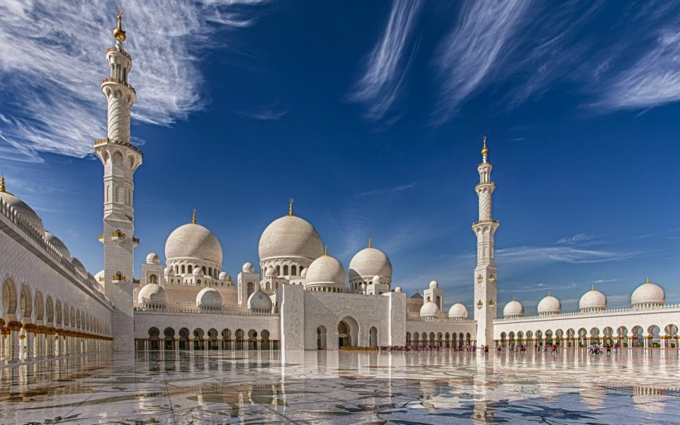 Mesquita Sheikh Zayed-Abu Dhabi