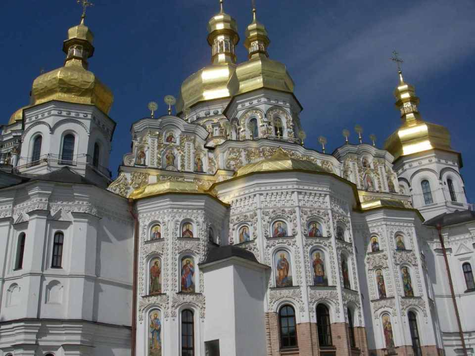 Mosteiro de Kievo-Petchersk