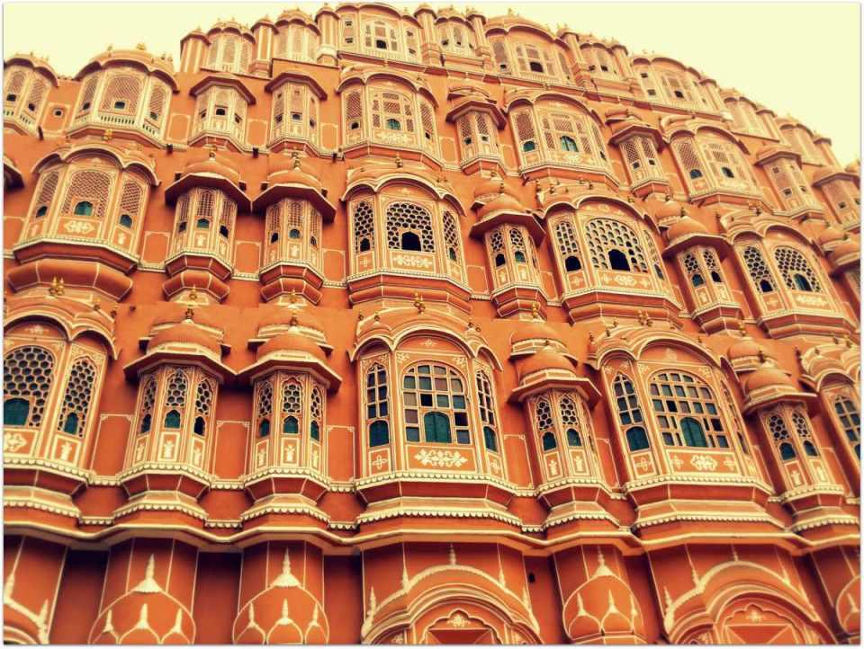 Palácio dos Ventos - Jaipur