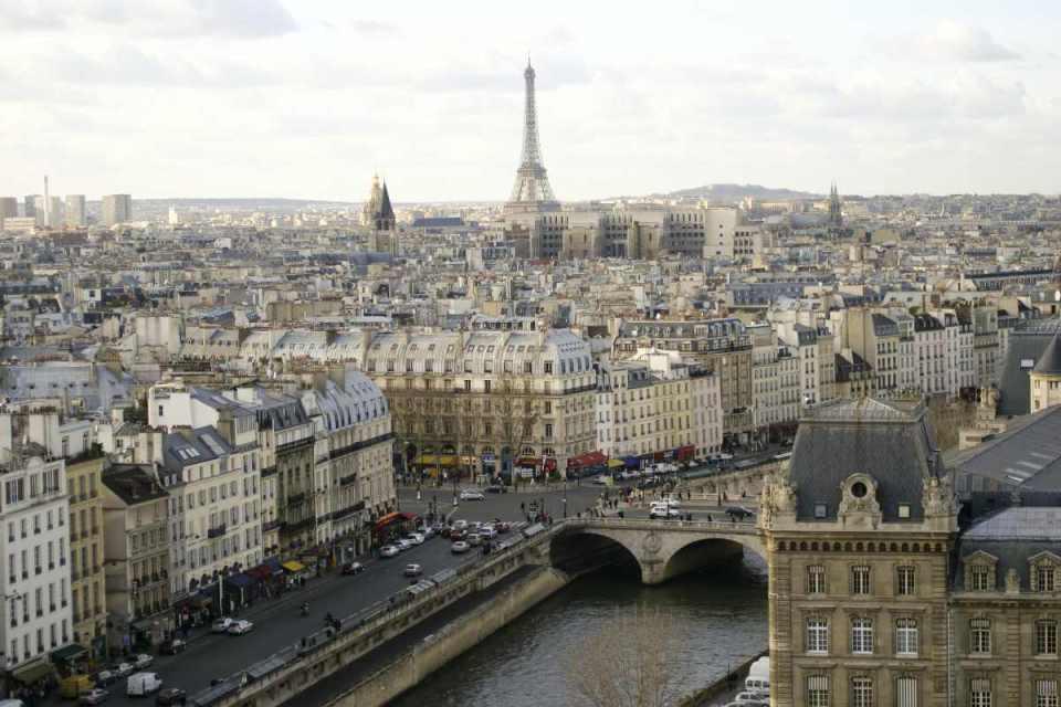 Melhores cidades da Europa