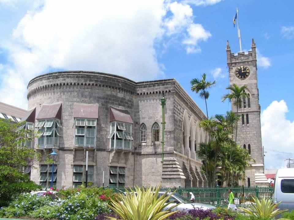 Parlamento de Bridgetown - Barbados